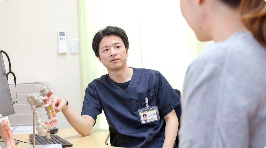 大腸カメラ検査を受ける際には慎重に