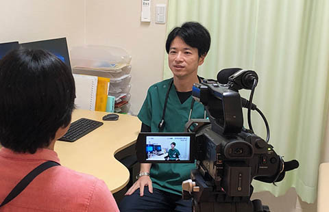 TNCテレビ西日本「ももち浜ストア」