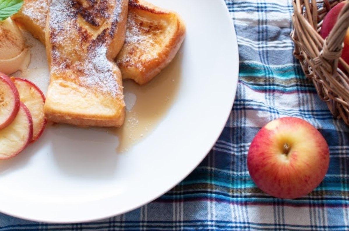 美味しそうなフレンチトースト